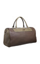 LADY TRAVEL BAG in KHAKI by BESSIE LONDON