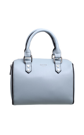 SMALL ZIP BOWLING TOTE BAG by BESSIE LONDON