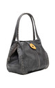Bessie Button Bag GREY by BESSIE LONDON