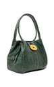 Bessie Button Bag GREEN by BESSIE LONDON