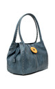 Bessie Button Bag BLUE by BESSIE LONDON