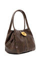 Bessie Button Bag MOCHA by BESSIE LONDON