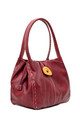 Bessie Button Bag RED by BESSIE LONDON