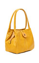 Bessie Button Bag YELLOW by BESSIE LONDON
