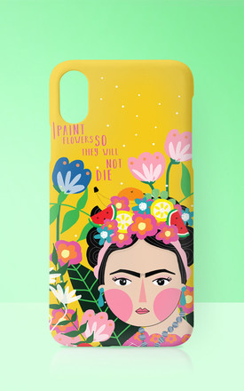 Frida Kahlo Phone Case by Art Wow