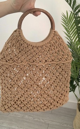 Willow Woven Bag by Your Wardrobe Product photo