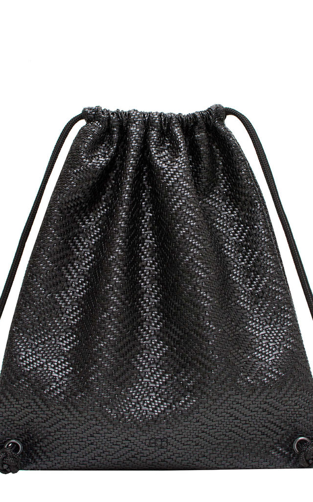 Knit Knot Boopack Black by BOO