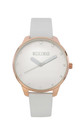 COSMETICA PORCELAIN WATCH in WHITE by Belle & Beau