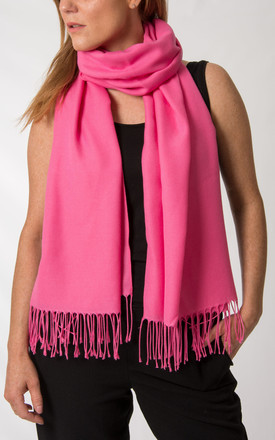 Hot Pink Pashmina by number 37