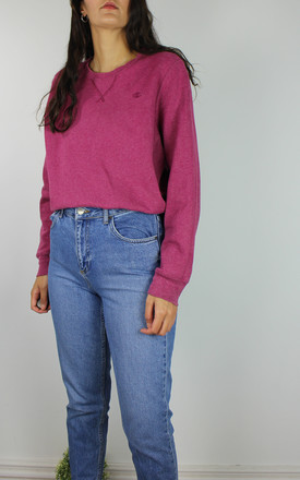 Vintage Champion Sweatshirt In Pink by Re:dream Vintage Product photo