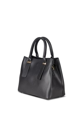 The Classic Black Handbag by ThreeSixFive Product photo
