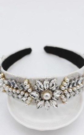 Crystal Headband by Anne Louise Boutique Product photo
