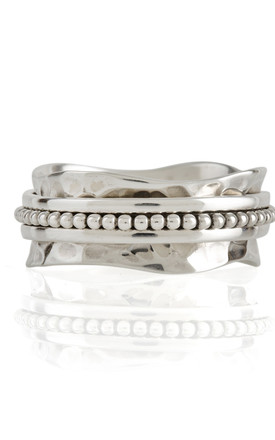 Aura Halo Spinning Ring by Charlotte's Web Product photo