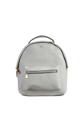 Stone Grey Mini Backpack by ThreeSixFive Product photo