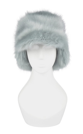 Sage Mint Trapper Hat by Urbancode London Product photo