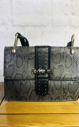 Snakeskin Crossbody Bag by Pink Lemonade Boutique Product photo