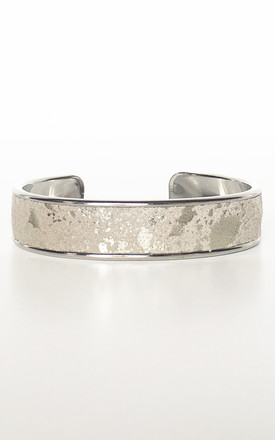 Silver Cuff Bracelet by Isabel Wong Product photo