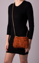 Ruthy Tan Silky Fringe Bag by KoKo Couture