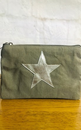Grey Star Purse by Pink Lemonade Boutique