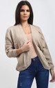 Jess Open Cardigan In Stone by Oops Fashion