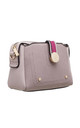 CROSSBODY BAG IN PINK/TRIPLE COLOUR by BESSIE LONDON