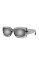 LAURA ABBY SUNGLASSES IN CRYSTAL by Ruby Rocks Sunglasses