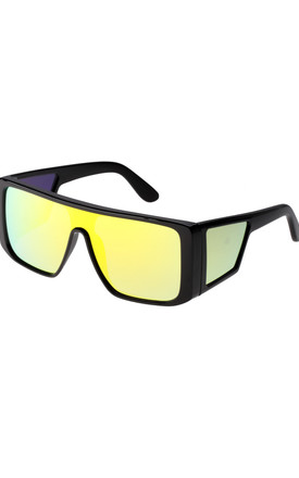 visor sunglasses with Yellow Lenses by LOES House