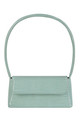 Lady Shoulder Bag in Mint croc by My Accessories London