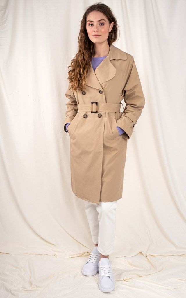 Chris Trench Coat by Baloot