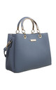 CLASSIC THREE COMPARTMENT TOTE by BESSIE LONDON