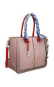 LARGE RIBBON TOTE by BESSIE LONDON