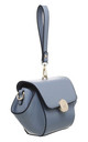 URBAN WRISTLET FLAP OVER BAG by BESSIE LONDON