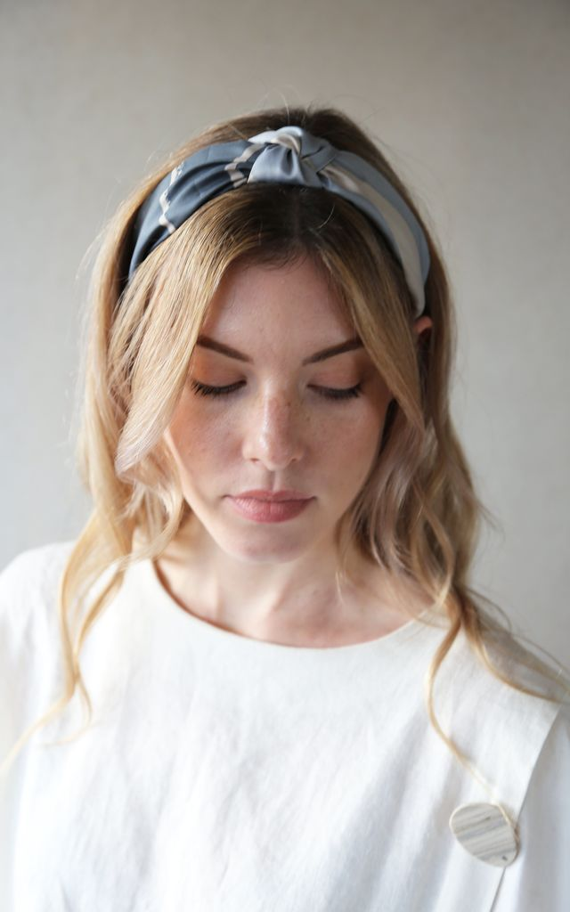 Animal Print Inspired Headband and Scrunchie Set by Tutti & Co