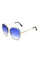 STORM 'DEIPYLE' OVERSIZED METAL SUNGLASSES by STORM