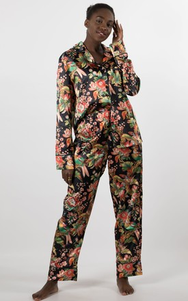 PARADISE NIGHT TROUSER SET by night
