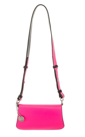 NEON Flap Bag - Pink by Pink Waters Resort