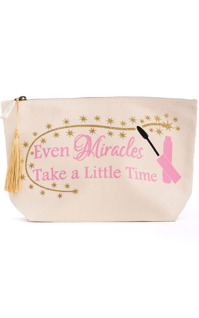 Miracles Fairytale Makeup Bag by Twisted Saint