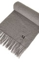 Azurina Personalised Grey Supersoft Scarf by Azurina