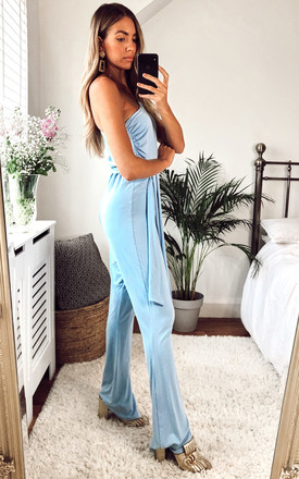 BELLA ONE SHOULDER JUMPSUIT by EDDI CLOTHING