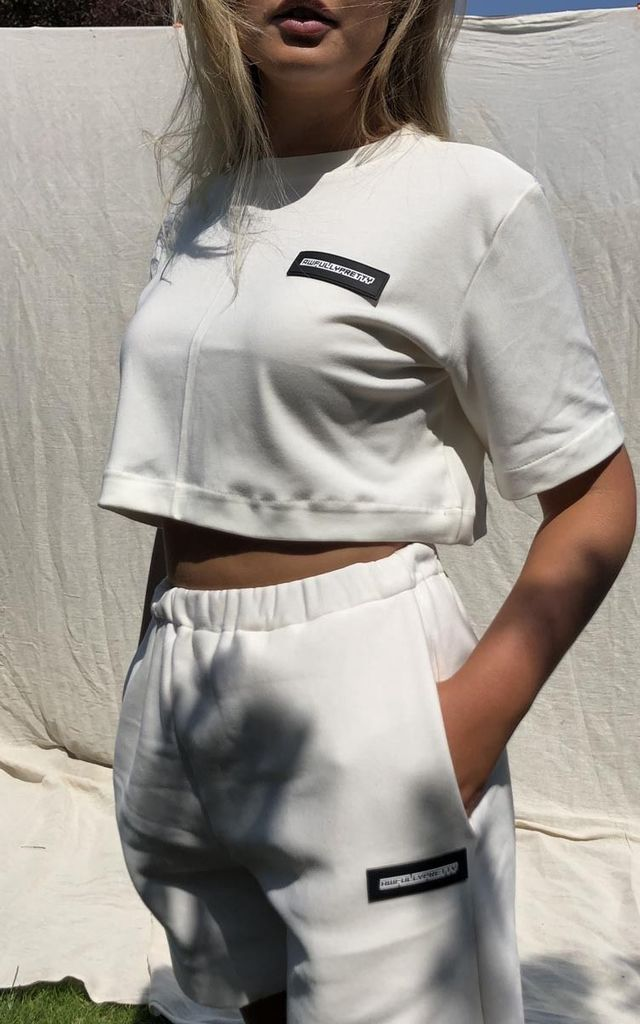 Must Have Crop Top by Awfully Pretty