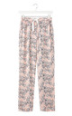 Mix and Match | Floral Nightwear Pyjama Trouser Bottoms in Blush Pink (Trousers Only) by Pretty You London