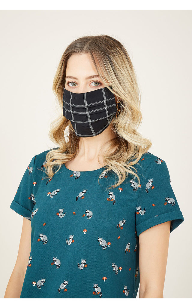 Printed Face Coverings Pack of 3 by Yumi