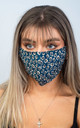 Face Masks (PACK OF 5) (SPIRALP) by Lucy Sparks