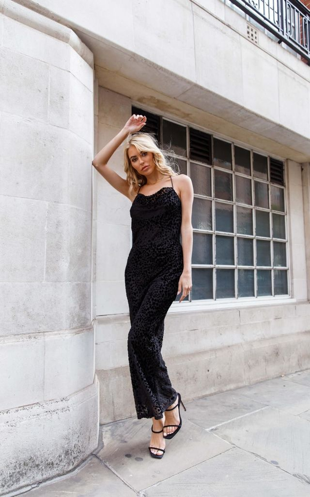 Maxi 'Panther' Dress by Storm Label