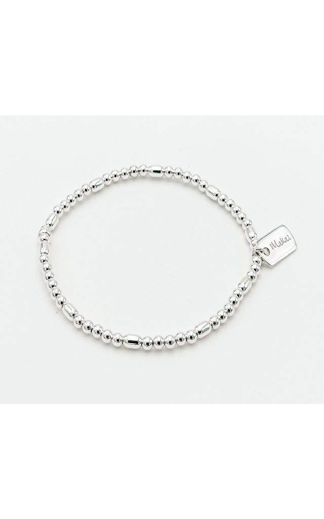 Anais Sterling Silver Bracelet by Makai Collective