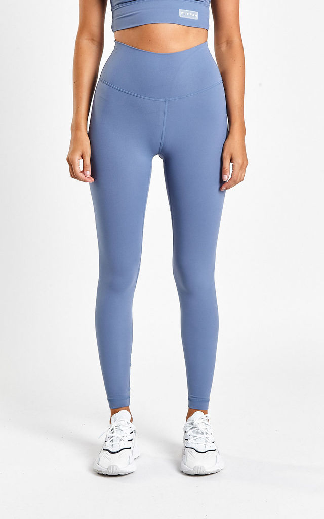VANTA LEGGING Shadow Blue by FITFAM