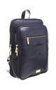 LADY FORMAL OFFICE BACKPACK NAVY by BESSIE LONDON