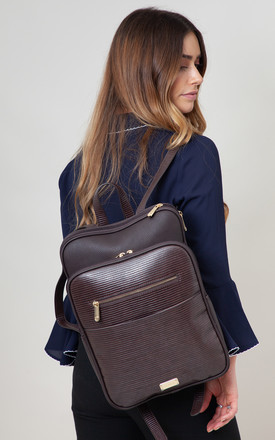 LADY FORMAL OFFICE BACKPACK by BESSIE LONDON
