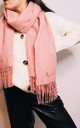 Azurina Personalised Supersoft Scarf in Pink by Azurina