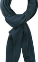 Classic Cashmere Scarf in Navy by Ocean Ray